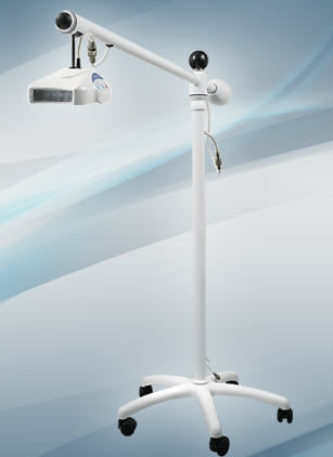 LED dental bleaching lamp BLUEDENT 12 BL standart