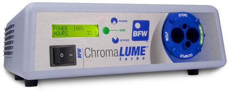 Plasma light source / headlight CHROMALUME™
