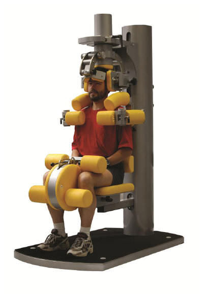 Muscle exerciser / spinal muscles / spinal / computer-based CTT MINOTAUR