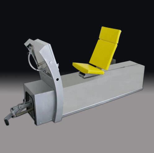 Training machine weight training machine / press / rehabilitation / computer-based CTT TITAN