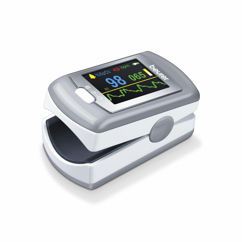 Compact pulse oximeter / fingertip PO 80