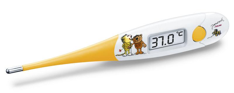 Medical thermometer / digital / flexible JFT 15