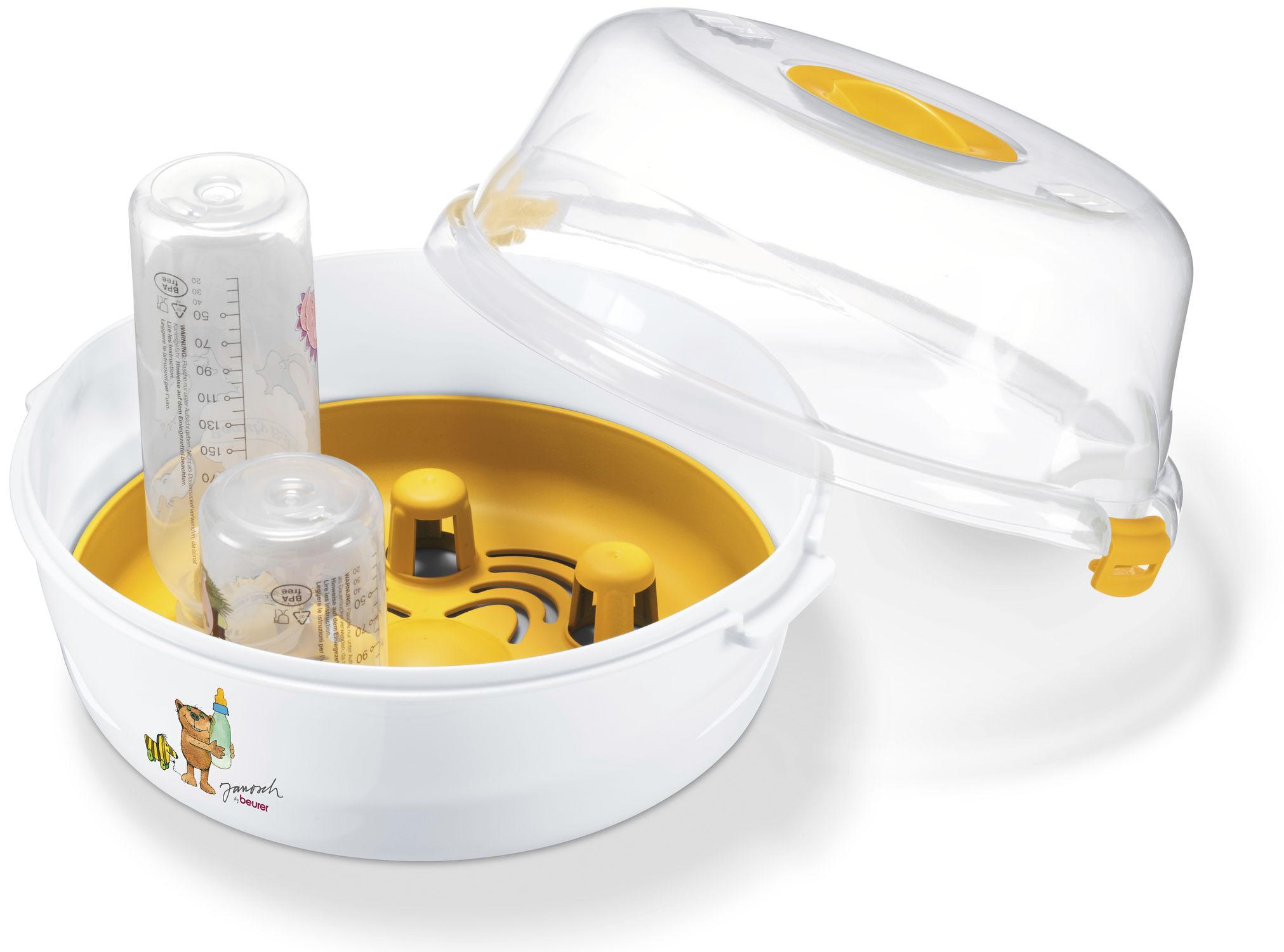Electric baby bottle sterilizer JBY 40