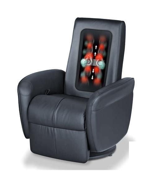 Shiatsu massage armchair MC 3000
