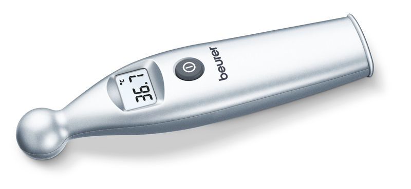 Medical thermometer / digital / forehead 37 °C … 39 °C | FT 45