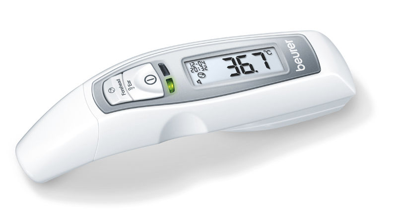 Medical thermometer / digital / multifunction FT 70