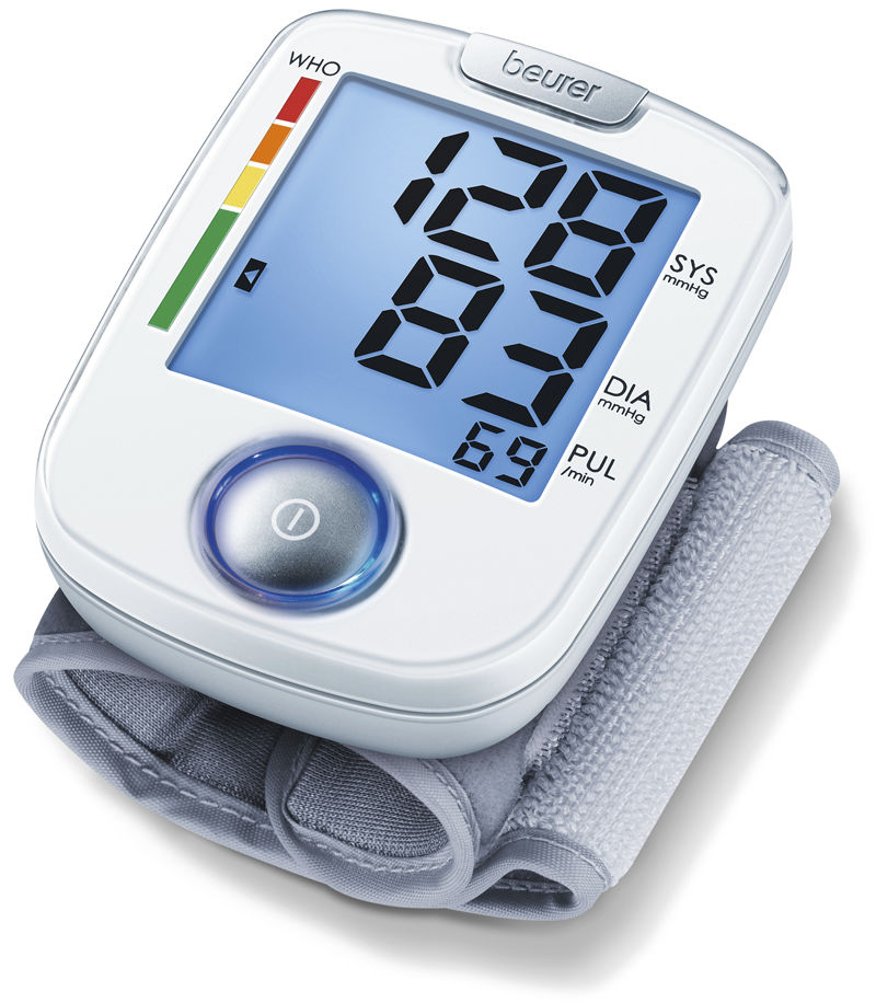 Digital sphygmomanometer / automatic / wrist BC 44