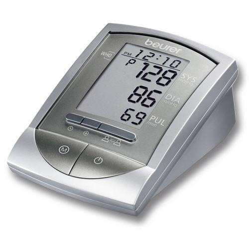 Digital sphygmomanometer / automatic / wrist / with speaking mode BM 16