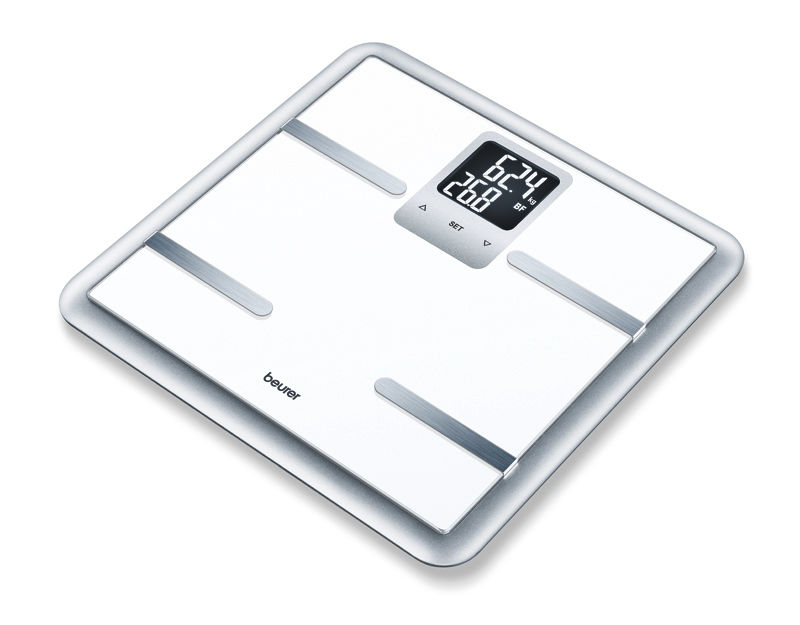 Body composition analyzer with BMI calculation / bio-impedancemetry 150 kg | BG 40