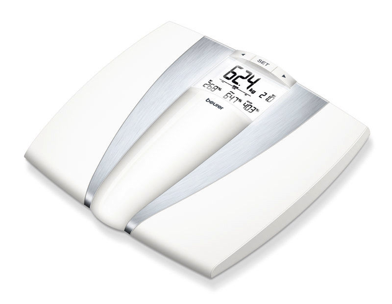 Body composition analyzer bio-impedancemetry / with BMI calculation 150 kg | BF 54