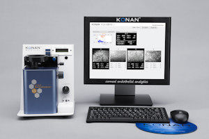 Pachymeter ophthalmology instrument / specular microscope / non-contact pachymetry CellChek EB-10
